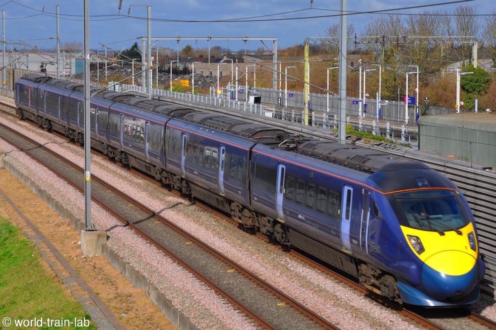 395 型 : イギリスの高速列車(Ja...