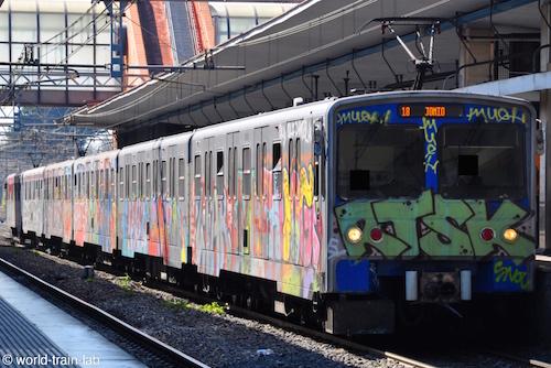 ローマの都市鉄道車両(Metro / T...