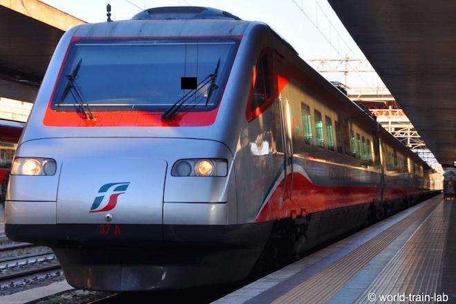 イタリア国鉄ETR480電車